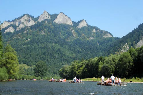 Rafting on Dunajec River Private Tour | TOUR GUIDE KRAKOW-1