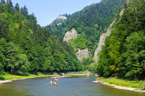 Rafting on Dunajec River Private Tour | TOUR GUIDE KRAKOW-2