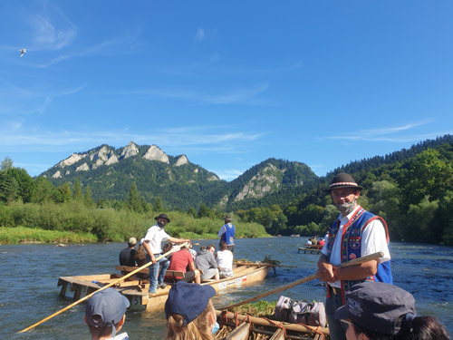 Rafting on Dunajec River Private Tour | TOUR GUIDE KRAKOW-3